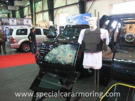 M.S.C.A Armoring - Bullet Proof Vehicles