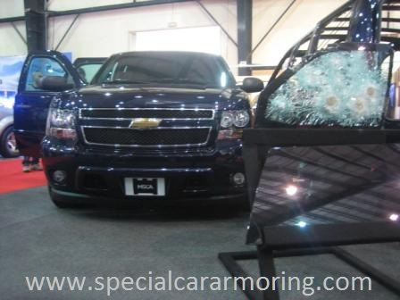 Bullet Proof Chevy Tahoe